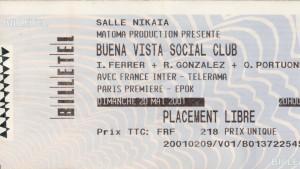 Buena Vista mai 2001