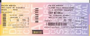 Eddy Mitchell décembre 2010