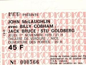 John McLaughlin novembre 1979