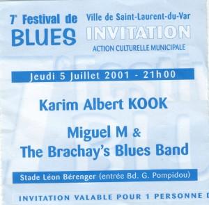 Karim Albert Kook juillet 2001