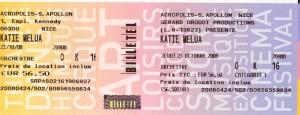 Katie Melua Octobre 2008 Nice