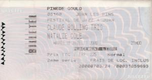 Natalie Cole juillet 2000