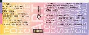 Norah Jones 25 juin 2010