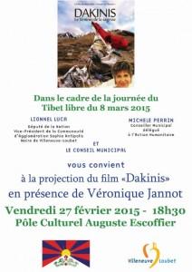 Invitation web V.Jannot