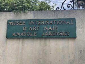 musée art naïf de Nice