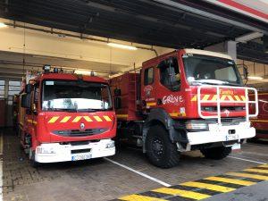Caserne des pompiers de Magnan