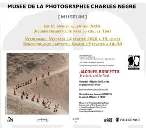 Exposition photos Tibet
